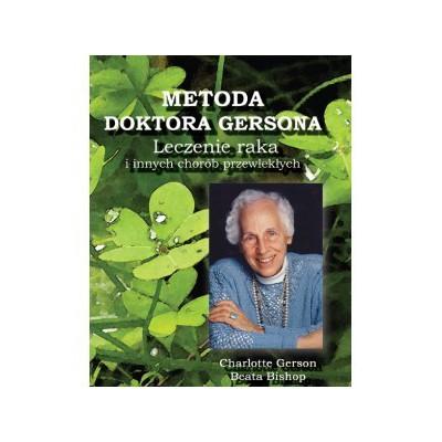 Książka Terapia (metoda) Doktora Gersona