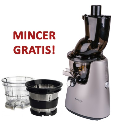 Wyciskarka soku Kuvings D9900 + Mincer + Gratis