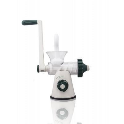 W superbly Ręczna wyciskarka soku Lexen Manual Healthy Juicer (biała ZV33